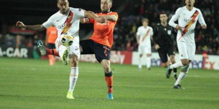 Başakşehir - Roma 0-3 (Maç özeti)
