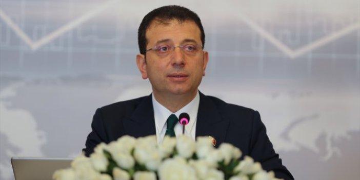 """Ekrem İmamoğlu'ndan AKP ve MHP'li üyelere: """"Ucuz kahramanlık"""""""