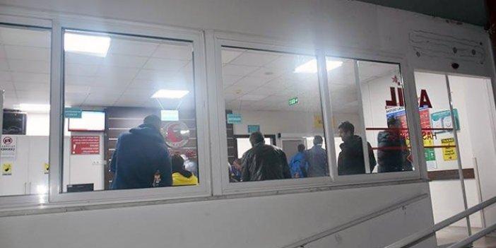 Marmaris'te 50 kişi hastanelik oldu