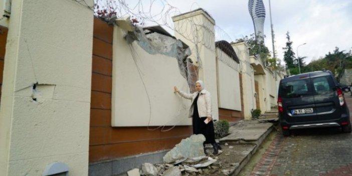 AKP'li belediye Kemal Unakıtan'ın evini yıktı