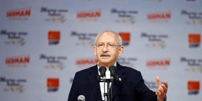 Kemal Kılıçdaroğlu: Doğan herkes vergi veriyor, nereye gidiyor bu paralar