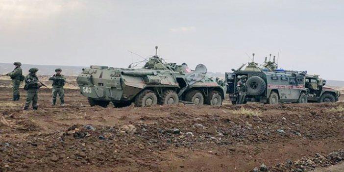 Türkiye-Rusya 12'nci ortak devriyesi tamamlandı