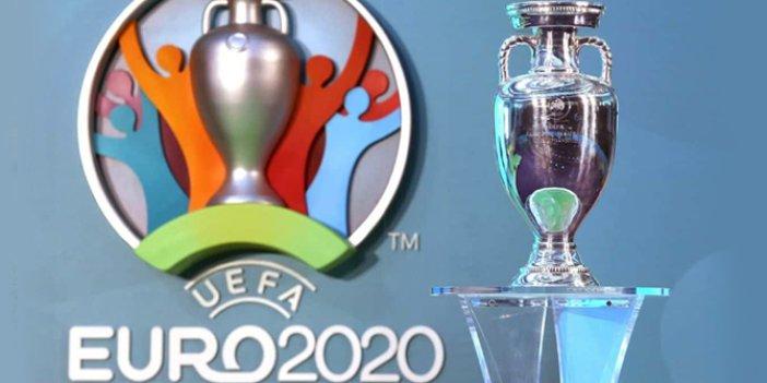 EURO 2020'de kura çekimi heyecanı!