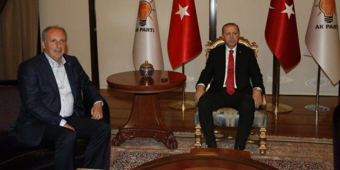 Anket sonuçları açıklandı! Tayyip Erdoğan ve Muharrem İnce...