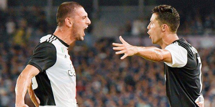 Juventus'tan Merih Demiral kararı