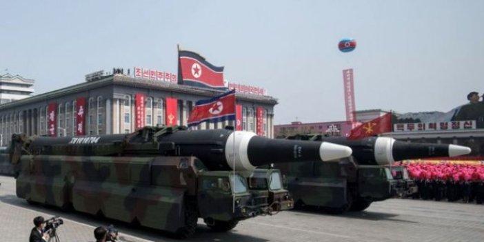 Kuzey Kore'den füze tehdidi: Burnunun dibinde görebilir