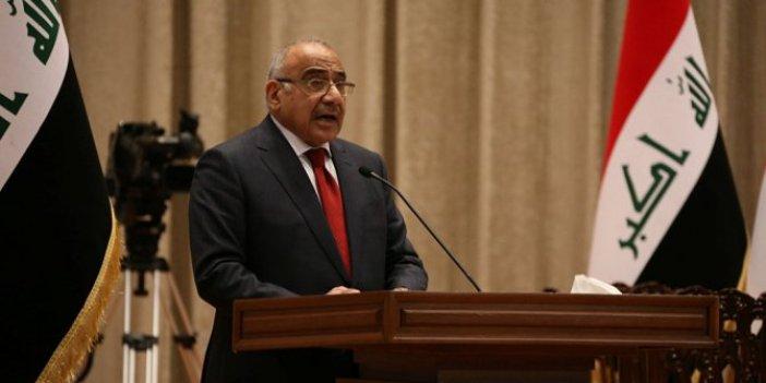 Abdulmehdi'nin istifasına ilişkin yeni gelişme