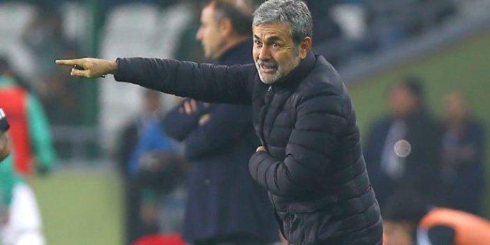 Aykut Kocaman Konyaspor'dan istifa edecek mi?