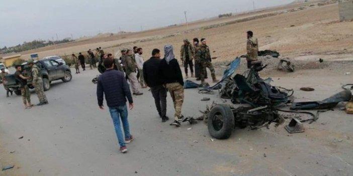 MSB duyurdu: Bombalı saldırı girişimi önlendi