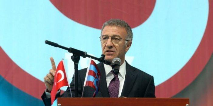 Ahmet Ağaoğlu'ndan Ünal Karaman tepkisi