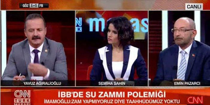 Yavuz Ağıralioğlu'ndan AKP'ye zam çağrısı