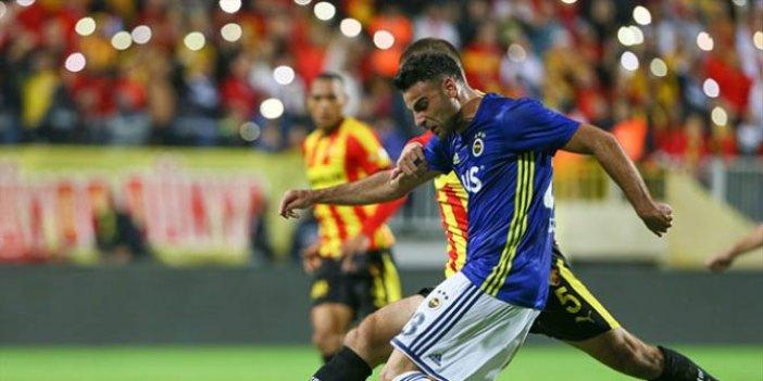 Göztepe-Fenerbahçe: 2-2 (Maçın özeti)