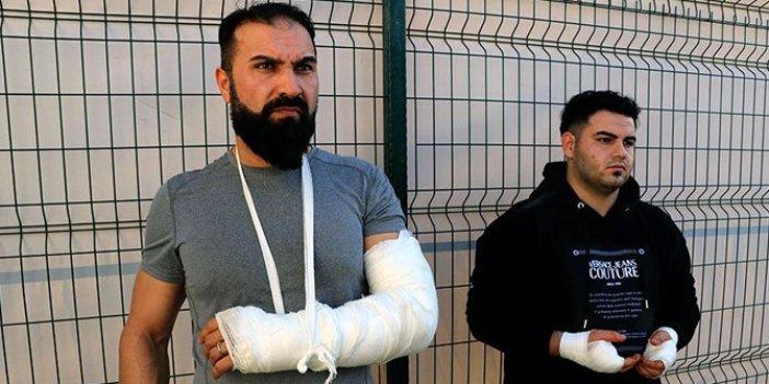 Yunan polisleri kaçak göçmenlere işkence edip Türkiye'ye gönderdi