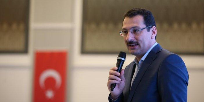 """Ali İhsan Yavuz: """"Erdoğan çağ kapatıp, çağ açtı"""""""