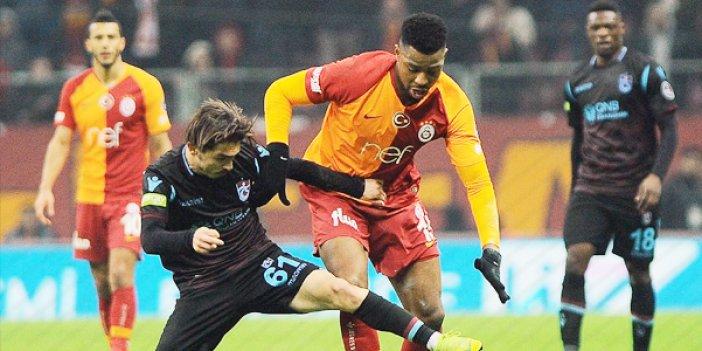 Trabzonspor maçı öncesi Galatasaray'da son dakika değişikliği!