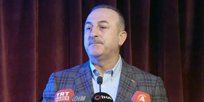 Mevlüt Çavuşoğlu'ndan 'Kanal İstanbul' açıklaması: Tarihi değiştirecek