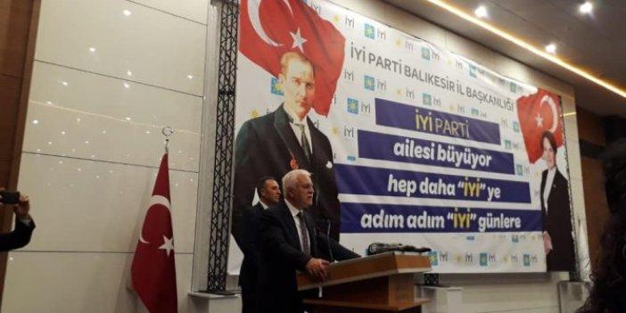 """Koray Aydın: """"AKP'ye yenilgiyi tattıran İYİ Parti'dir"""""""