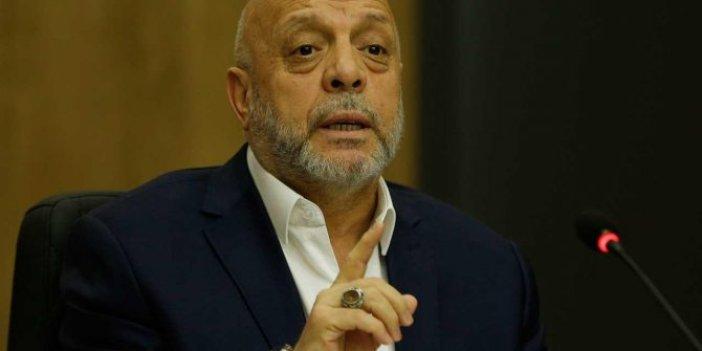 HAK-İŞ Başkanı Mahmut Arslan, asgari ücret raporunu açıklayamadı