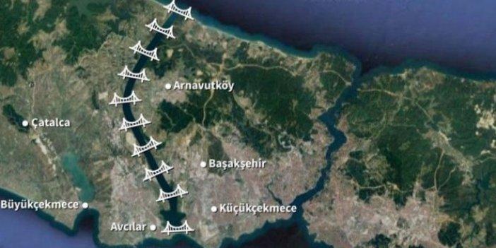 """""""Kanal İstanbul gelecek kuşakları rehin alacak"""""""