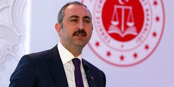 Adalet Bakanı açıkladı: Yargıda yeni dönem başlıyor!