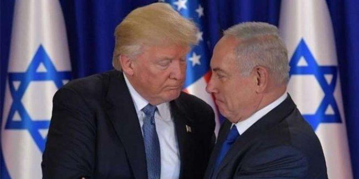 Netanyahu'dan Trump'a 'işgal' telefonu