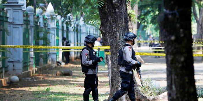Endonezya'da sabah saatlerinde patlama