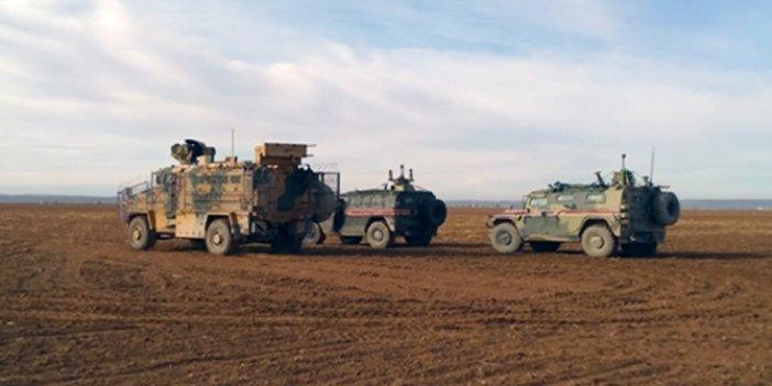 13. Türkiye-Rusya ortak devriyesi tamamlandı