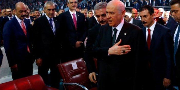 MHP'li Feti Yıldız'ın sözleri Bahçeli'nin ifadelerini hatırlattı