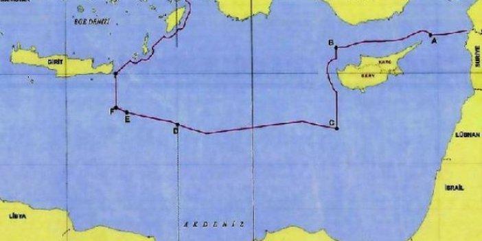 Rum ve Yunan yönetiminde Doğu Akdeniz rahatsızlığı