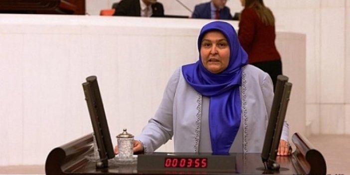 AKP'li Habibe Öçal tepkilere dayanamayarak tweetini sildi