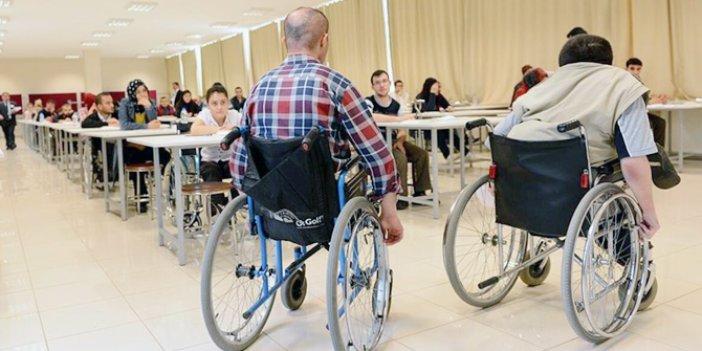 Engelli memur atamaları için tarih belli oldu