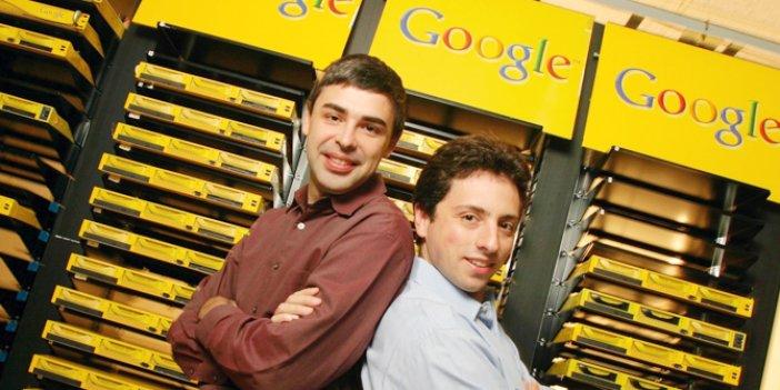 Google'da dev istifalar!