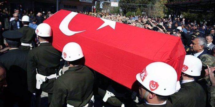 Van'da yaralanan asker şehit oldu