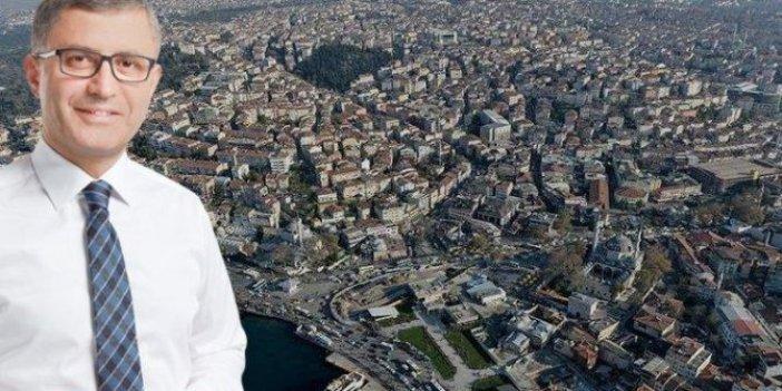 AKP'li belediye başkanına yolsuzluktan suç duyurusu