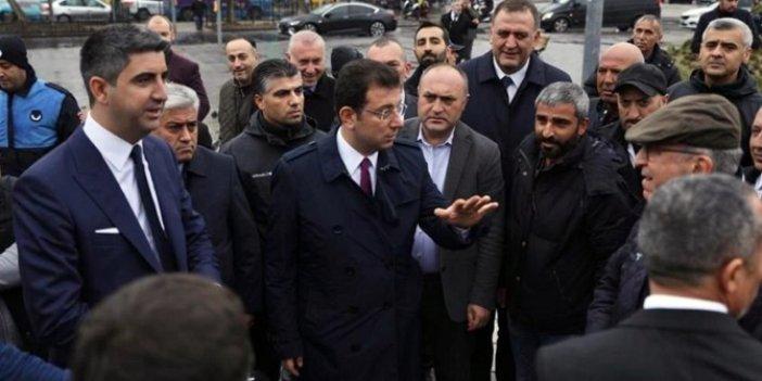 """Ekrem İmamoğlu: """"2020'nin Ocak ayında"""""""