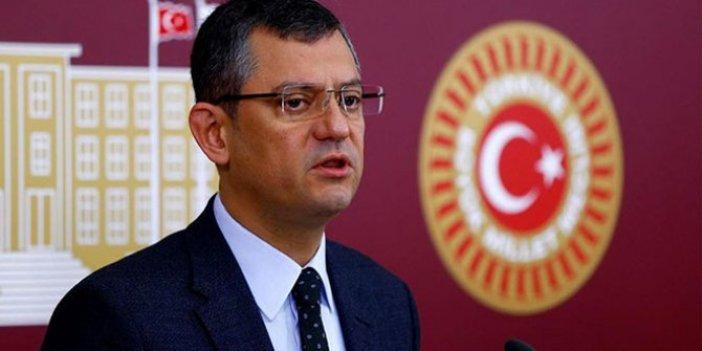 Özgür Özel'den AKP'li vekillere sert tepki
