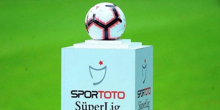 Süper Lig'de 14. hafta hakemleri açıklandı