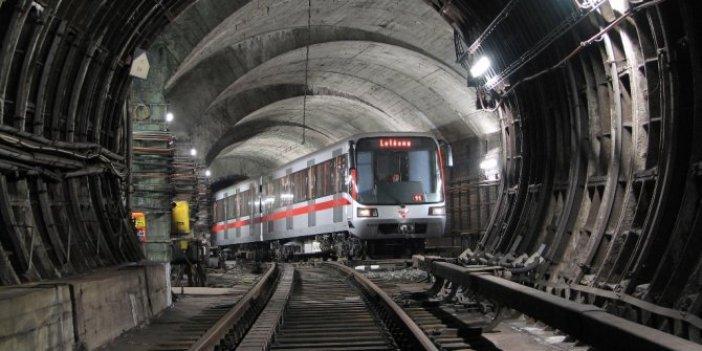 İnşaatı devam eden metrolarda çökme tehlikesi!