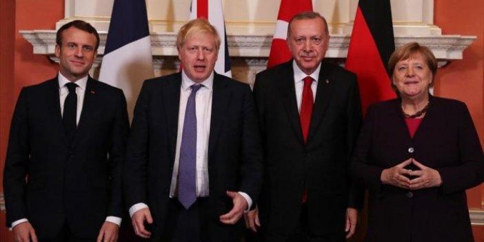 Macron'dan NATO zirvesi sonrası Türkiye açıklaması: Saygıda kusur edildi