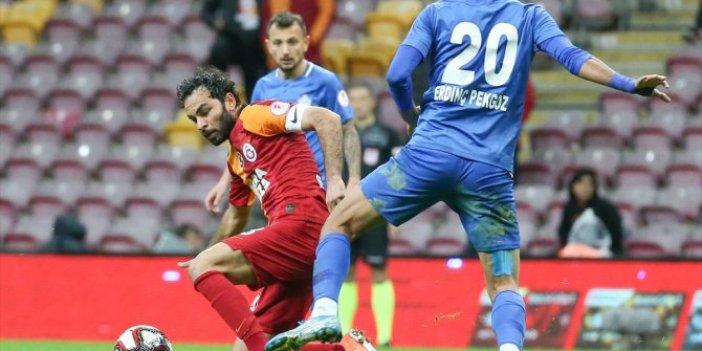 Galatasaray - Tuzlaspor 0-2 (Maç özeti)