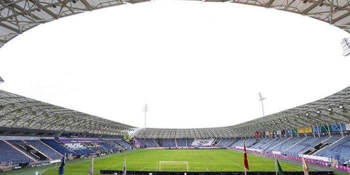 Osmanlıspor'un stadına belediye bütçesinden 2 milyon lira!