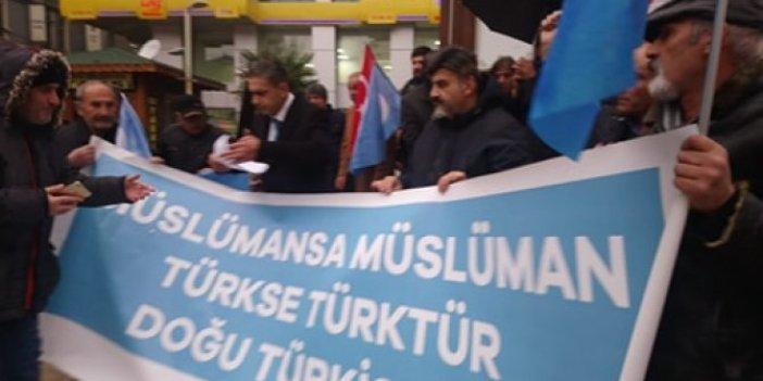 Uygur Türkleri: Doğu Perinçek'e verilen söz hakkı bize verilmiyor!
