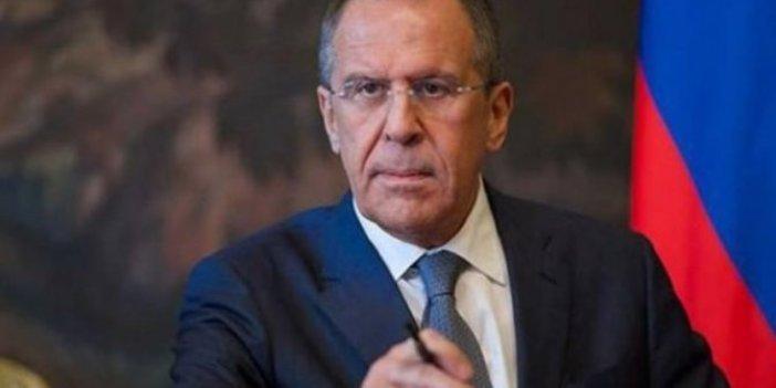 Lavrov: Nasıl bir cevap vereceğimizi biliyoruz