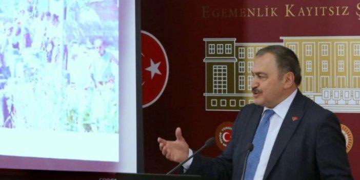 """Veysel Eroğlu: """"Bu, meslek sırrı"""""""