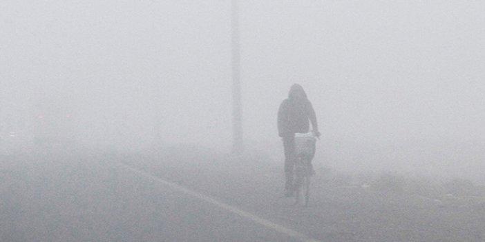 Meteoroloji'den son dakika uyarısı! Çoğu bölgede sis ve pus...