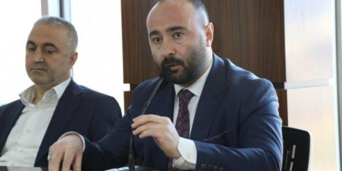 AKP'li il başkanı Şenol Alpaslan istifa etti