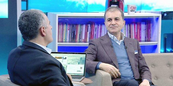 """Ömer Çelik'ten """"Saray'daki CHP'li"""" iddiasına açıklama"""