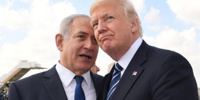 Trump'tan İsrail açıklaması: Benden daha iyi dostu olmadı