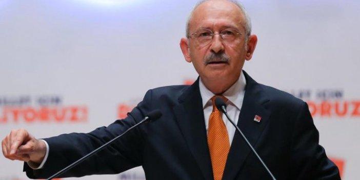 Kemal Kılıçdaroğlu'ndan asgari ücret tepkisi