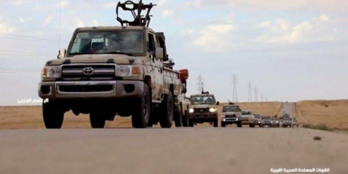 Libya'nın başkenti tehlikede